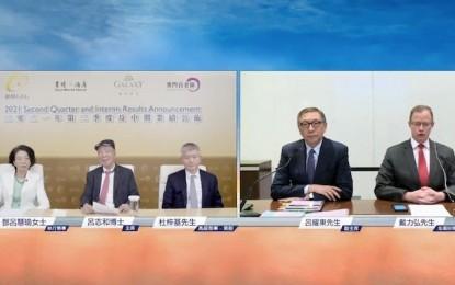 Phase 3 Galaxy Macau launch hard to pin: Francis Lui