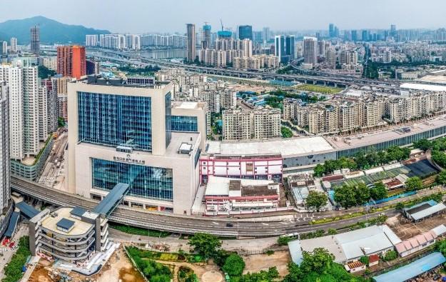 New 24-hr Macau-Zhuhai border checkpoint open Sept 8
