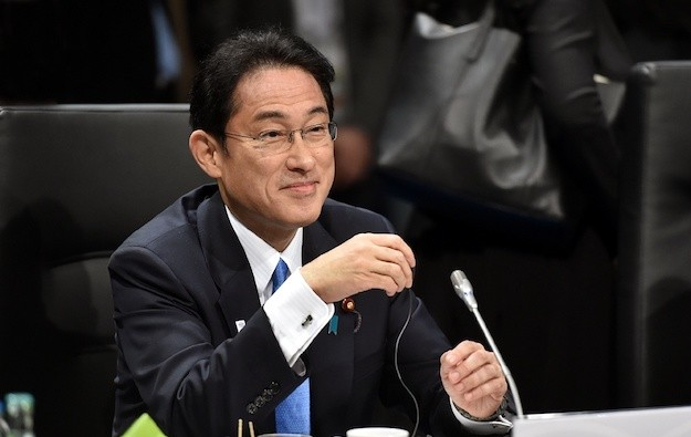 Japan PM-in-waiting Kishida says to continue pro-IR policy