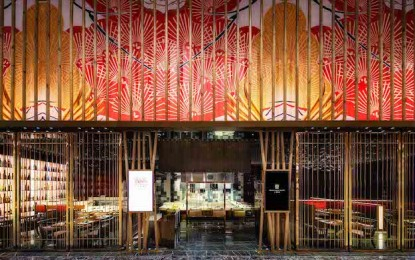 Grand Lisboa Palace to open more restaurants this month