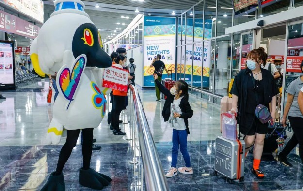 Macau maybe 40k visitors daily in Oct Golden Week: trade