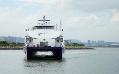 Macau-Shekou ferry services restart as Covid outlook stable