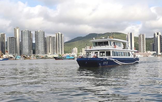 Ferry between Macau, downtown Zhuhai resumed Sept 14