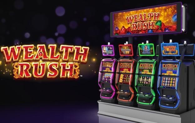 Sega Sammy's Wealth Rush slot in Macau 'this year'