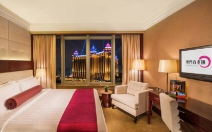 Broadway Macau hotel rooms for yellow-code observation
