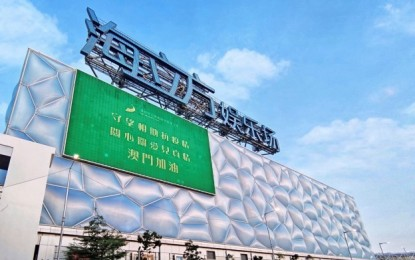 Casino Oceanus reopens in Macau after clean, Covid checks