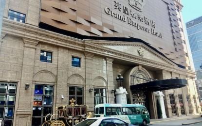 Macau's Grand Emperor sees 2-week lockdown lifted