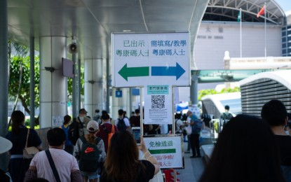 Macau to test 10 people for Covid after new positive sample