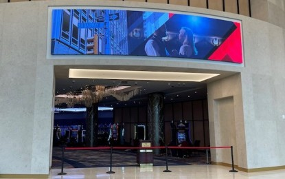 JCM supplies lobby display for Genting New York City