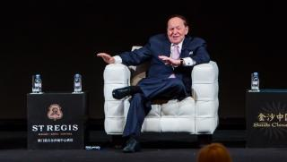 Sheldon Adelson, self-declared casino industry iconoclast