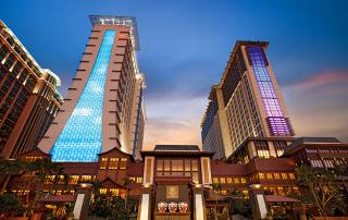 Half Sands China Sheraton rooms for Macau govt amid virus