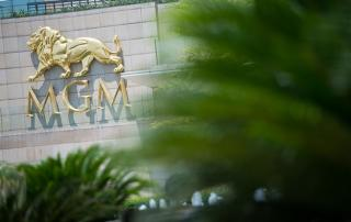 MGM China dropped from MSCI Hong Kong Index