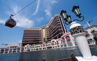 Wynn says Macau operations in the red for time being