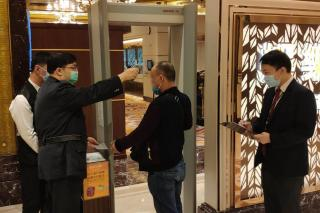 Covid-19 test cert to enter Macau casinos from July 15