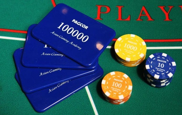 Philippines casino GGR up 14 pct in full 2017: Pagcor