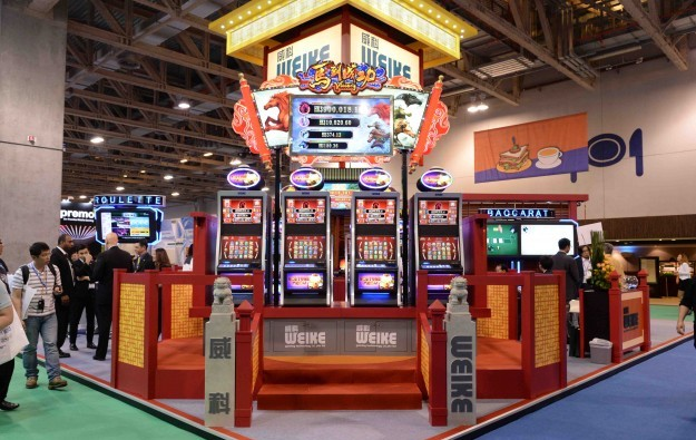 Slot maker Weike to close US$26 mln deal in late July