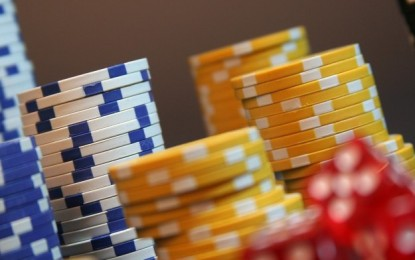 Gaming accounts for 85 pct of Macau govt revenue