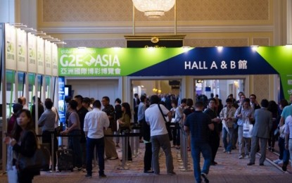 G2E Asia enlivened by corridor exhibitors for 2015