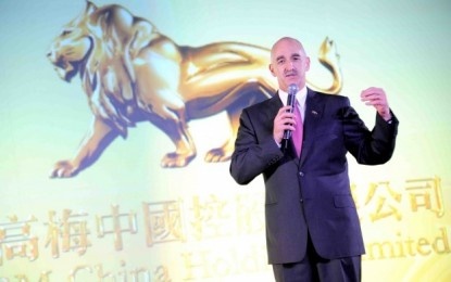 Staff cooperation needed for VIP smoking: MGM Macau boss