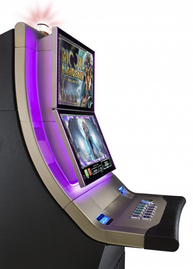 Helix slant cabinet – Aristocrat Leisure Ltd