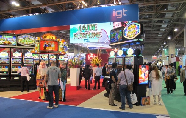 IGT inks distribution deal with Matsui for Korea