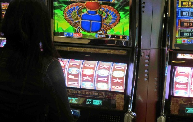 Slot machines legal in texas