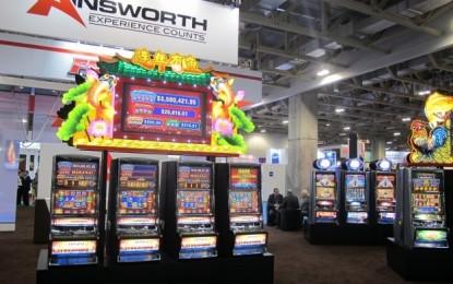 Ainsworth annual profit up 18 pct