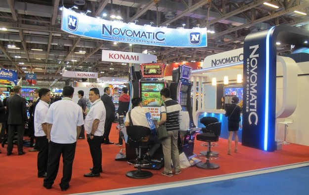 Novomatic multiplayer sales deal with TCS to end