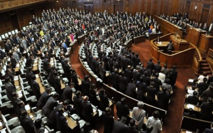 DPJ nods casino bill talks: but only for lower house