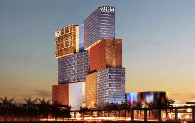 MGM shifts ground on Cotai opening date