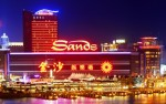 Sands Macao casino Sands China Ltd