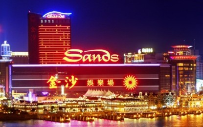 LVS faces new US$5 bln lawsuit over Macau licence