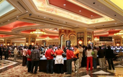 Wells Fargo downgrades large-cap gaming sector