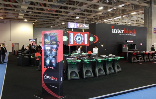 Interblock holds 'G5' summit at G2E Asia