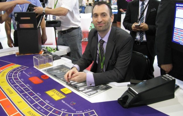 TCS brings Gaming Floor Live to baccarat