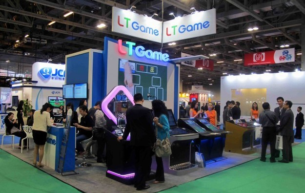 LT Game aims for 60 pct overseas sales in 2015
