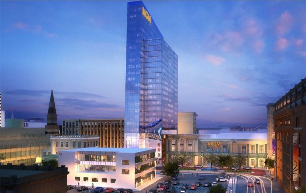 MGM wants to delay opening of Massachusetts casino