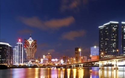 Macau's June gaming revenue down 3.7 pct year-on-year