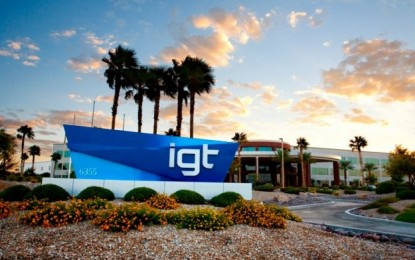 IGT to supply systems to Latvia's DLV