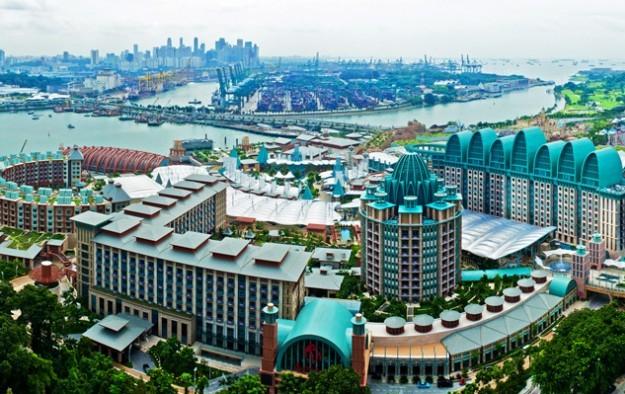 Casino resort world singapore