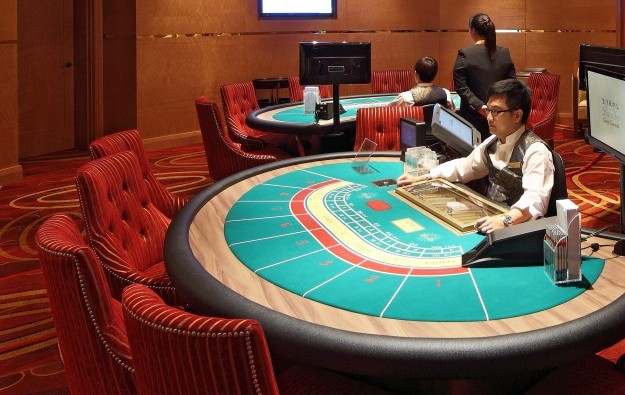 Macau gaming revenue down 38.8 pct in April: govt