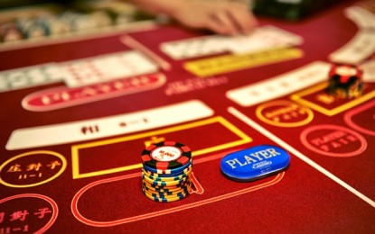 Record 23-pct fall in Macau casino revenue: official