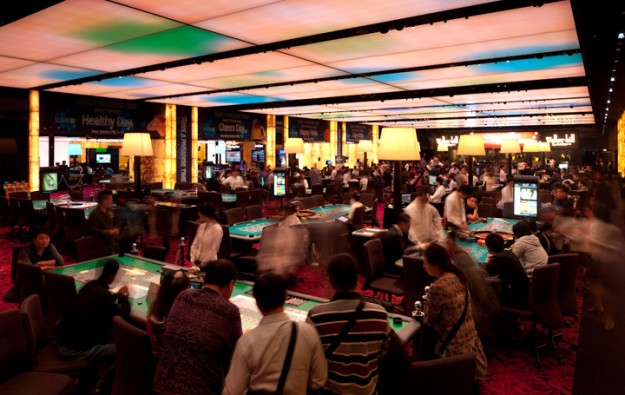 S. Korea's Paradise Co casino sales up 3.8 pct in 2014