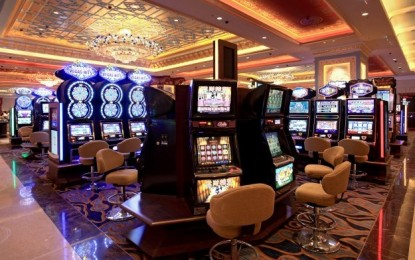 Macau mulls constant video security for jackpot displays