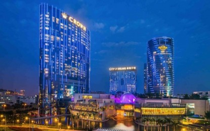 Melco Crown's 3Q revenue dips 16 pct