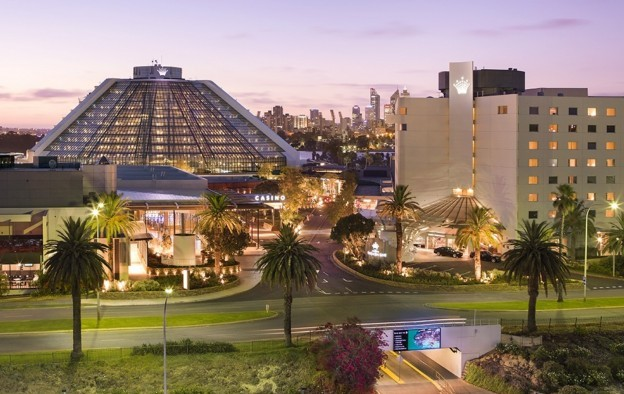 Crown Resorts reports 66 pct rise in FY profit