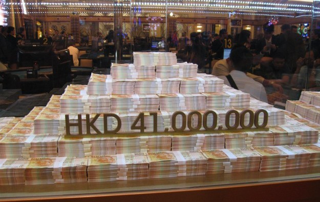 US$5.3 mln prize pool in Galaxy's Macau baccarat tourney