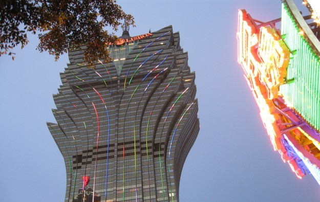 Work to rule protest at SJM Holdings' Grand Lisboa