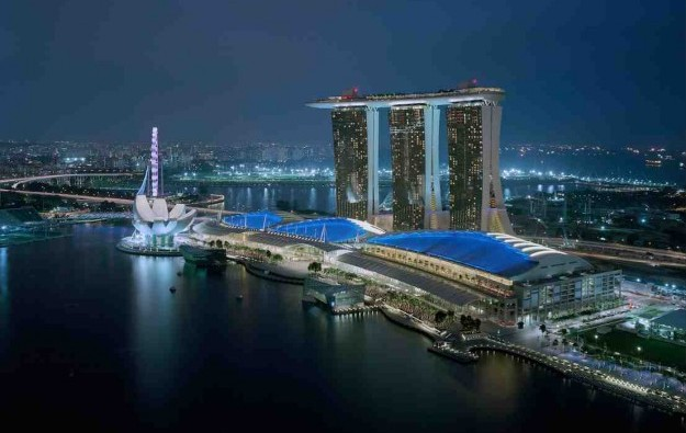 Singapore casino plans rincon casino & resort