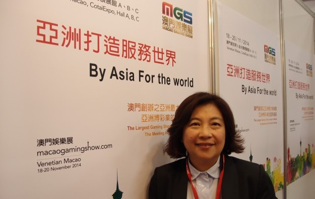 Macao Gaming Show bigger in 2014